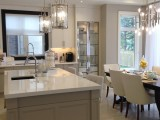 White and Cream Kitchen Design