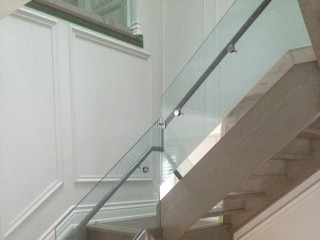 unique and modern staircase