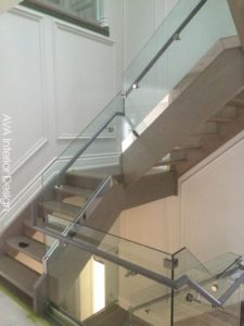 unique stairway options- interior decor toronto