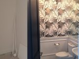interior designer powder room