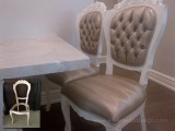 Custom furniture by Ania Maternicki of AVA Interior Design