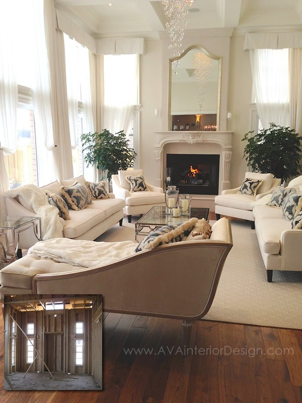 Ava Interior Design Toronto Before And After