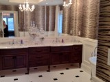 Elegant bathroom- Interior design