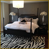 Elegant Tiger Bedroom- Interior Design Luxury